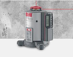 Laser Entfernungsmesser Kalibrieren : Bmi laser und nivelliertechnik