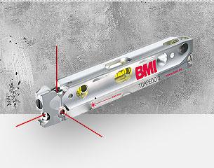 Laser Entfernungsmesser Und Wasserwaage : Bmi laser und nivelliertechnik