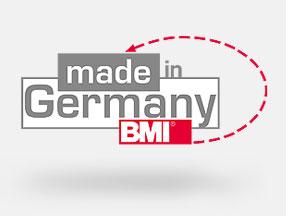 BMI BAYERISCHE MASSINDUSTRIE ARNO KELLER GMBH 50122 Stahlbandma/ß Radius L.30m mm// wei/ß Flextop BMI Genauigk.II